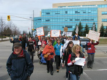 200-people-march-in-Guelph_large