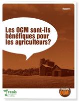 Enquête OGM: Les OGM sont-ils bénéfiques pour les agriculteurs?