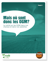 Enquête OGM: Mais où sont donc les OGM?